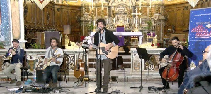 """Giugliano, concerto de """"La Maschera"""" all'Annunziata"""