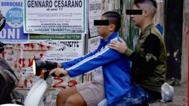 Paranza dei bambini, il killer 17enne di nuovo libero per un cavillo
