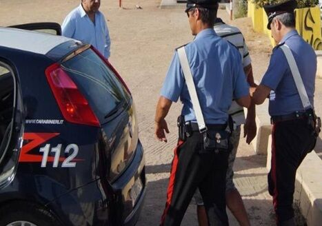 Napoli, arrestato il latitante Fabio D'Amico mentre andava alla festa della figlia