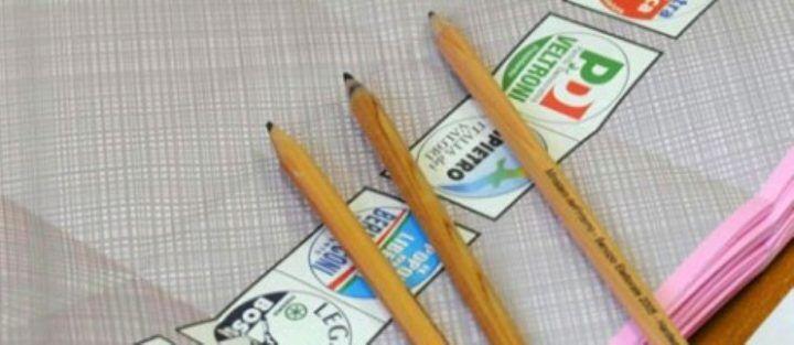 Matita per votare, è polemica sulle matite copiative