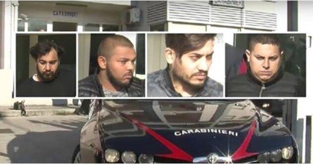 Melito, aggredirono Carabinieri dopo una fuga. Agli arresti 4 della banda