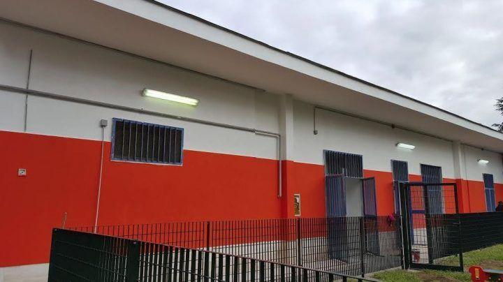 Mugnano, scuola via Murelle: completati i lavori di restyling