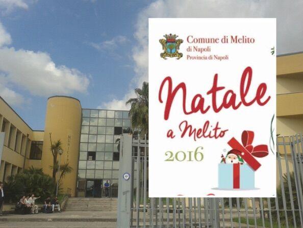 Natale a Melito, ecco il calendario con tutti gli eventi