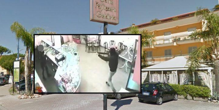 Villaricca: rapinato il bar Sanremo. Notte di terrore sul doppio senso