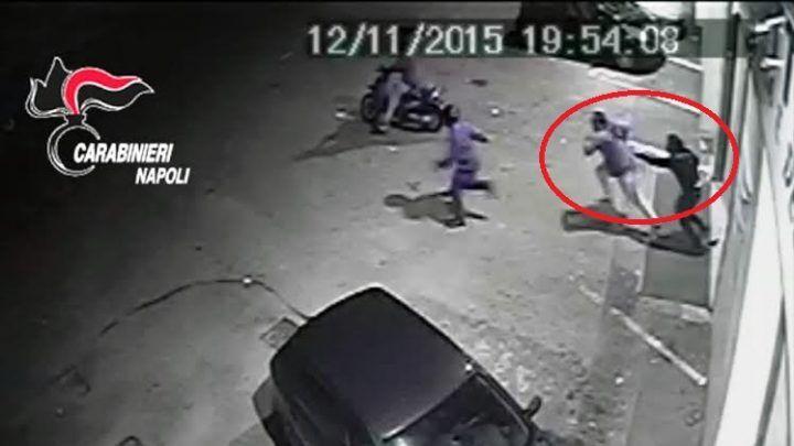 Pomigliano: 11 rapine a negozi e distributori. Arrestato il capobanda