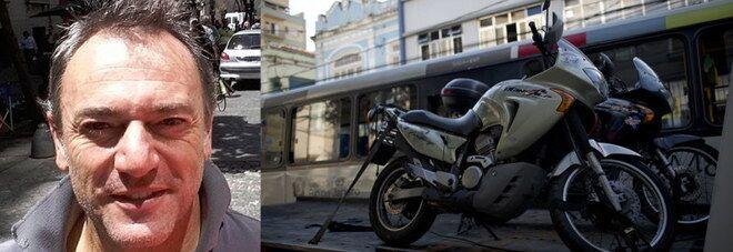 Il navigatore lo porta in una favela: Roberto Bardella ucciso dai narcos