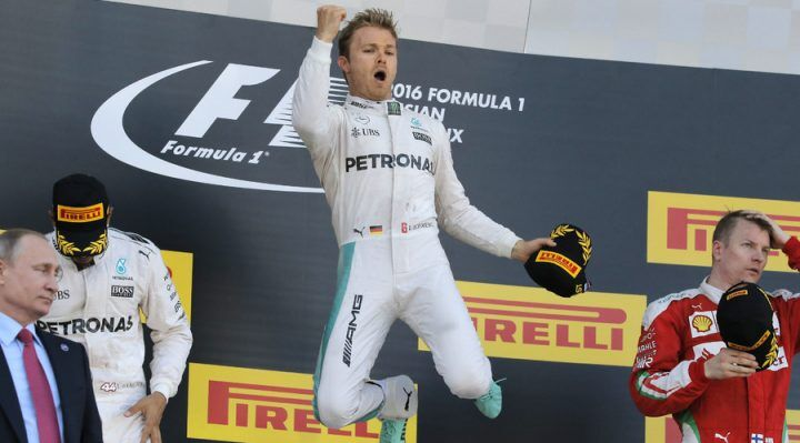 F1 2016, Keke Rosberg: