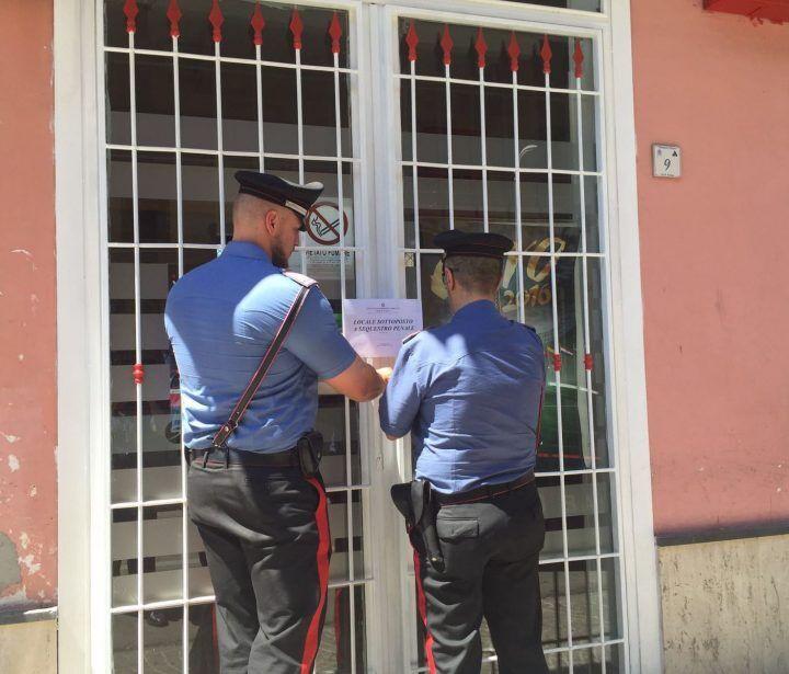 Sale scommesse fuori legge: sequestri ad Acerra, Pomigliano e Scisciano