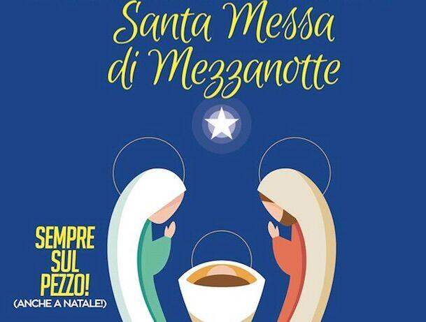 Il programma di TeleClubItalia per la vigilia di Natale: in diretta la santa messa dall'Annunziata