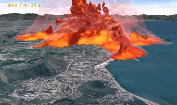 Campi Flegrei: la caldera più grande del mondo dà segni di risveglio