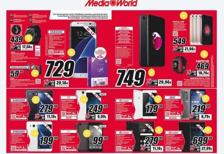 Volantino Mediaworld 27 dicembre, tutte le offerte fino al 31 dicembre