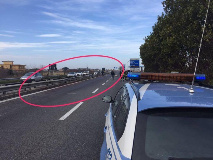 Asse mediano donna morta fermato un uomo per omicidio stradale