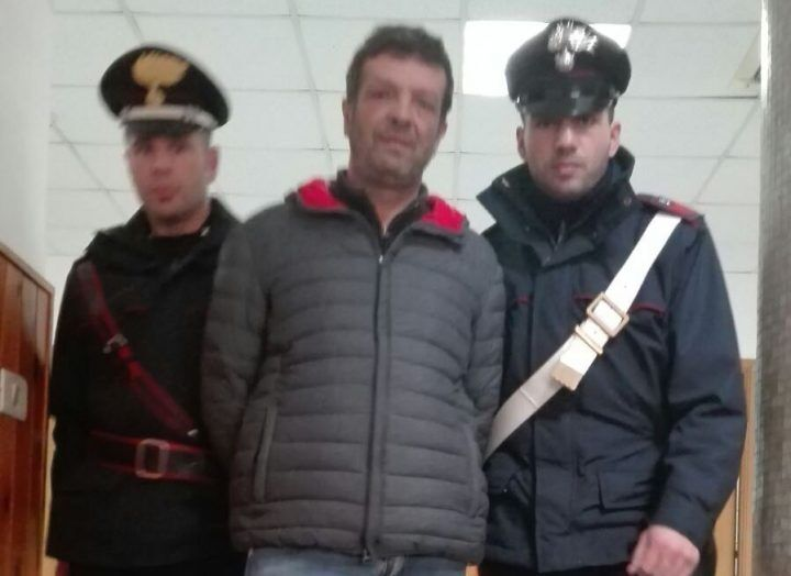 Torre Annunziata, arrestato Matteo Langella: era latitante da aprile