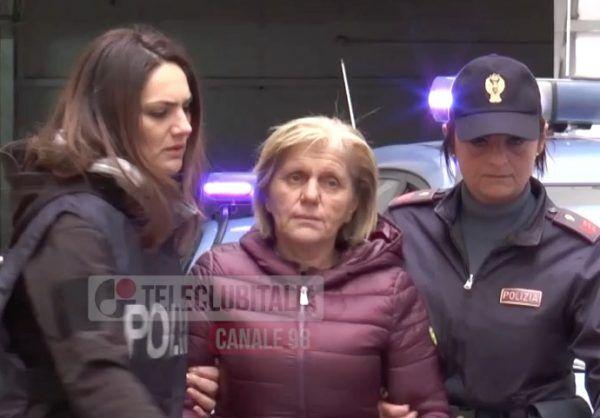 arresto rosaria pagano boss scissionisti