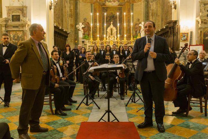Giugliano, concerto dell'Accademia Liliarum in diretta su Tele Club Italia