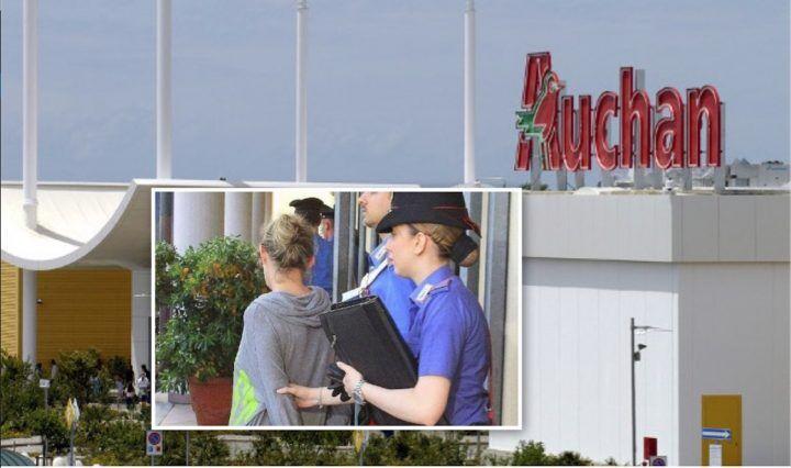 Giugliano, rubano i giochi della Play Station all'Auchan: due donne in manette