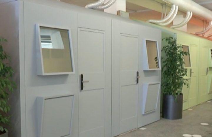 """Inaugurato BenBo a Capodichino, il primo """"capsule hotel"""" d'Italia"""