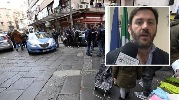Bimba di Melito ferita in sparatoria a Napoli, parla il sindaco Carpentieri