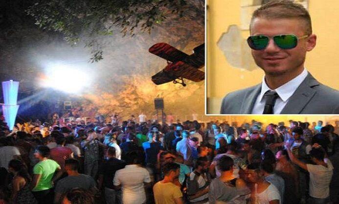Ucciso da un masso in discoteca, 10 indagati per la morte del giovane di Giugliano