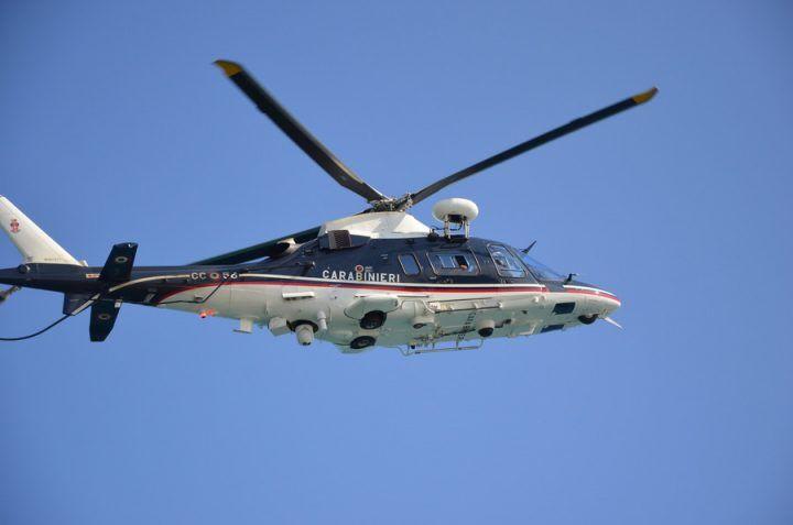 Marano, fibrillazioni criminali in città: controlli dei carabinieri con elicottero