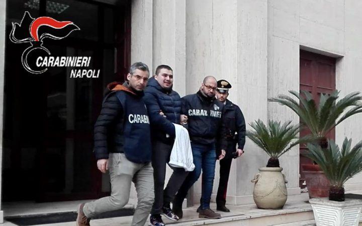 Estorsioni e agguati, colpo al clan Gionta di Torre Annunziata: 8 arresti. VIDEO