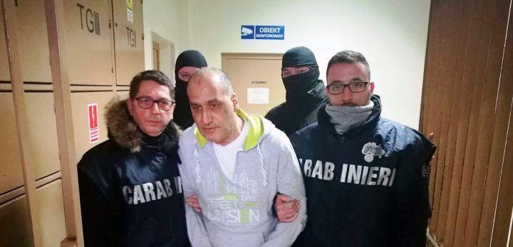 Torre Annunziata, il narcos Luigi Bollino arrestato in Polonia