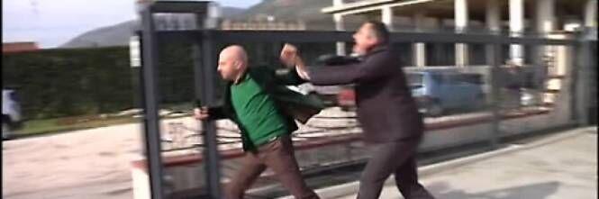 Luca Abete picchiato da un rivenditore di auto ad Arienzo