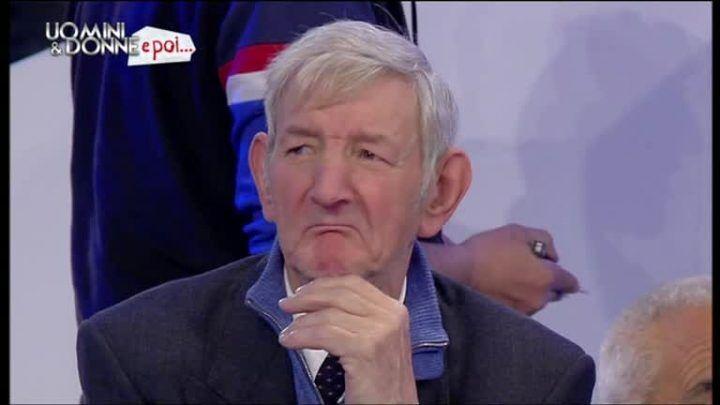 Lutto a Uomini e Donne, morto Mario Carducci