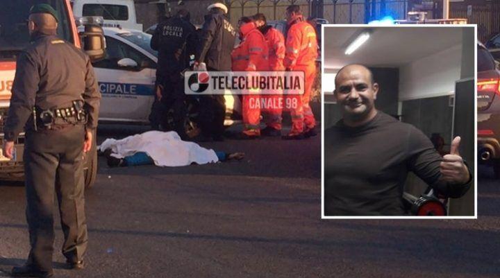 Giugliano, incidente sul doppio senso: morto ex carabiniere di Villaricca