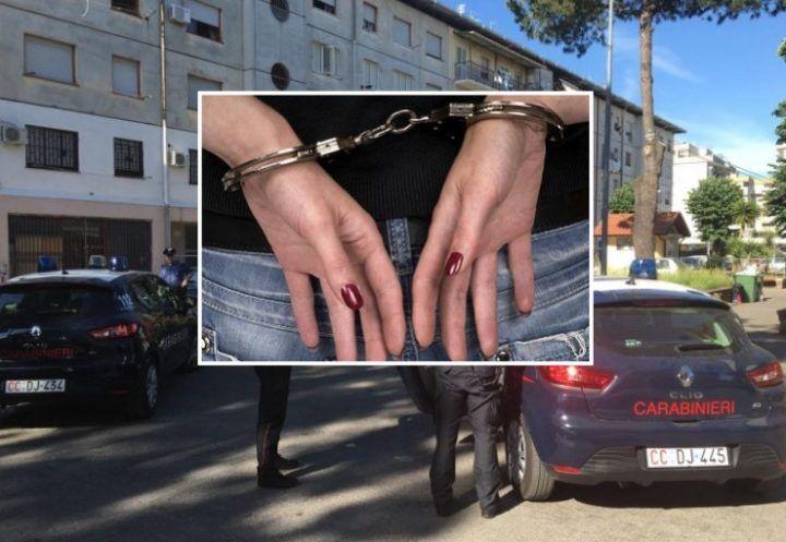 Melito, spaccio nel rione degli Scissionisti: arrestata incensurata