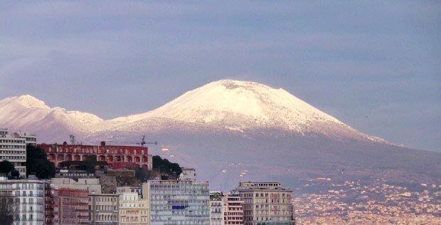 Meteo Napoli Epifania, arriva il freddo. Temperature sotto lo zero