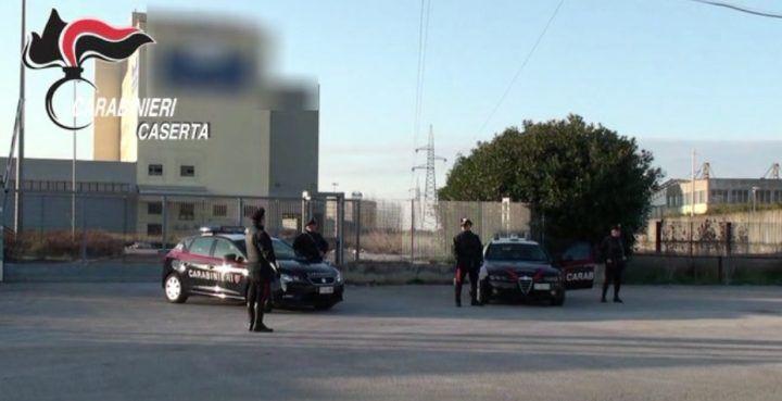 Molini Campani, sequestro ed arresti nel Casertano