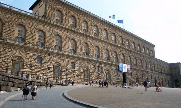 Firenze, allarme bomba a Palazzo Pitti