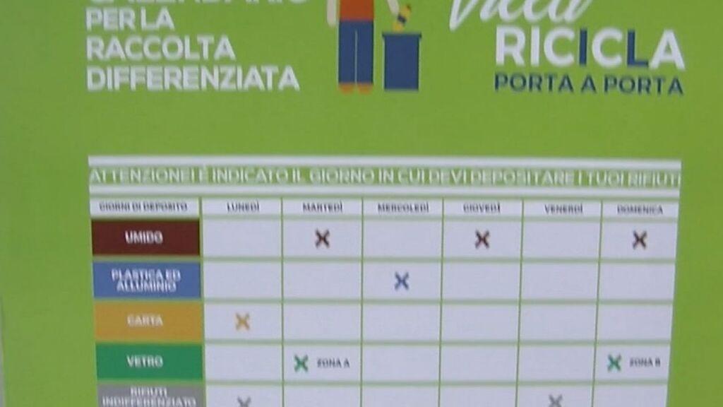 Calendario Raccolta Differenziata Napoli.Villaricca Presentato Il Nuovo Calendario Della Raccolta