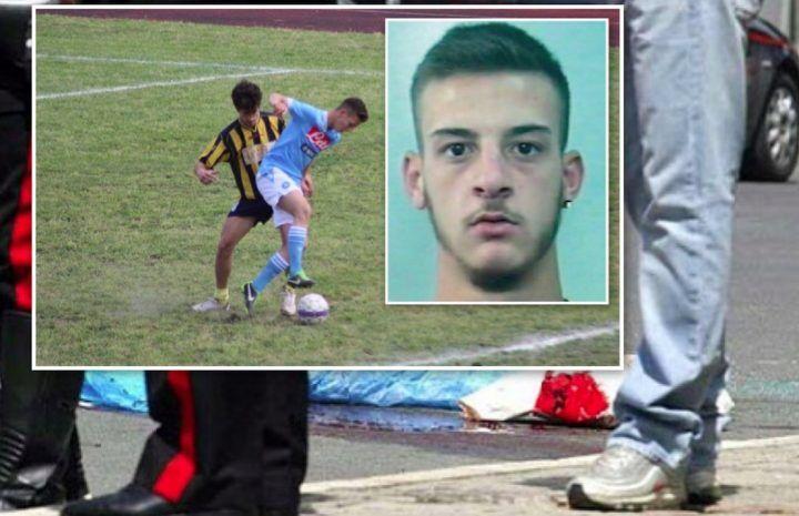 Dal sogno del Napoli alla morte per camorra, ucciso calciatore 20enne