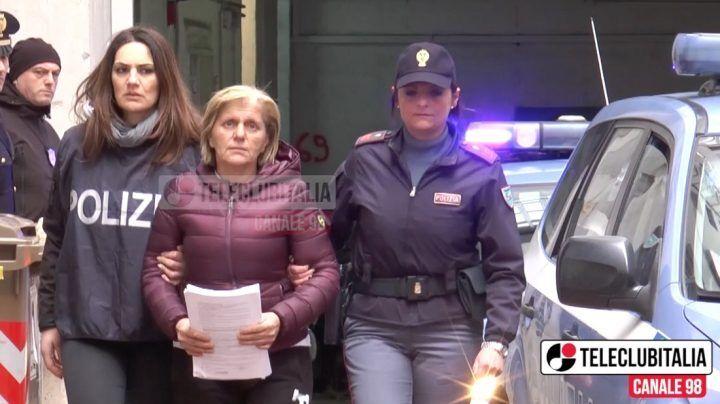 Blitz contro gli Amato-Pagano, 17 arresti. Presa Rosaria Pagano