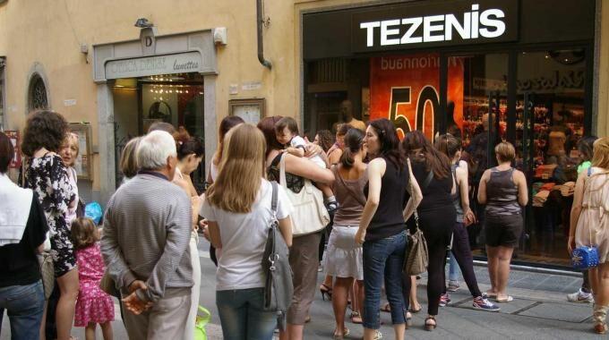 Saldi 2017: Tezenis, Zara, H&M, Intimissimi, Kiko. Sconti e offerte