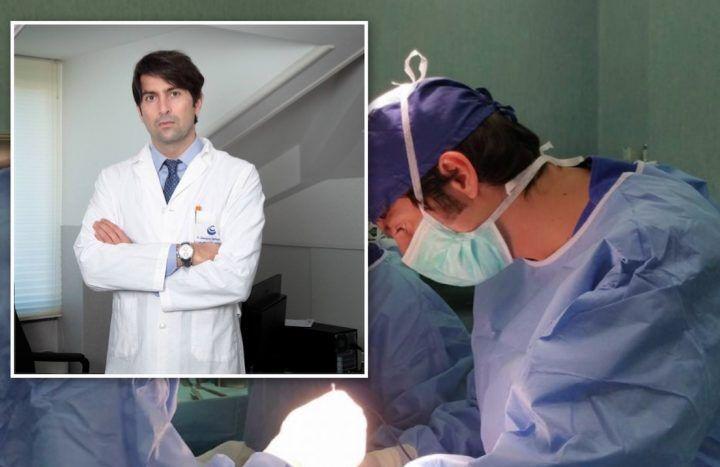 Ricostruzione del seno, medico giuglianese effettua intervento rivoluzionario