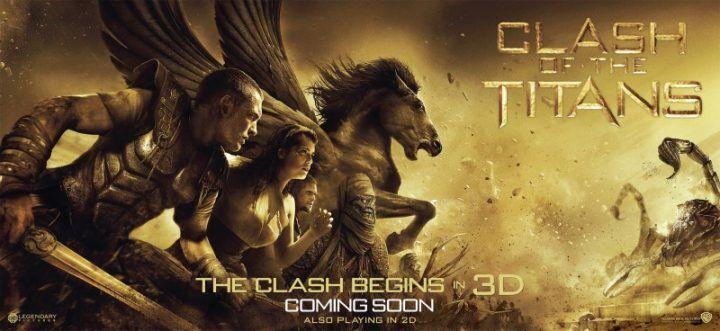 Scontro tra Titani su Italia1: trama, cast, recensione mymovies