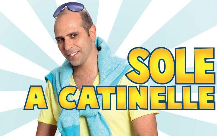 Sole a catinelle film su Canale5 con Checco Zalone stasera: trama, cast