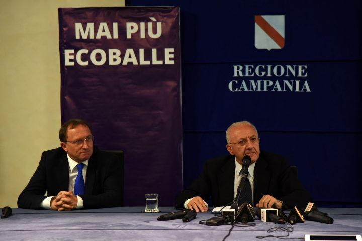 """Il Ministero boccia il piano rifiuti della Campania? Bonavitacola: """"No a nuovi inceneritori o discariche"""""""