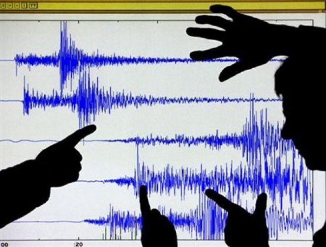 INGV / Terremoto oggi Campania: scossa di magnitudo 2.2 a Camerota