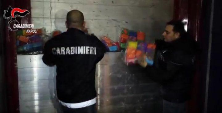 Torre Annunziata, maxi-sequestro di droga: ecco dov'era nascosta