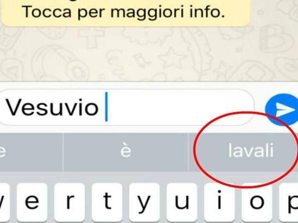 """Apple Vesuvio, sull'iPhone esce """"lavali col fuoco"""". Ecco perché"""