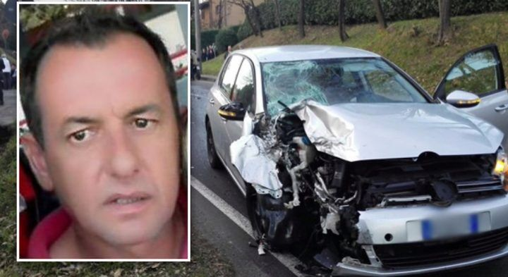 Incidente a Capaccio, Vincenzo Ferruzzi muore a 46 anni