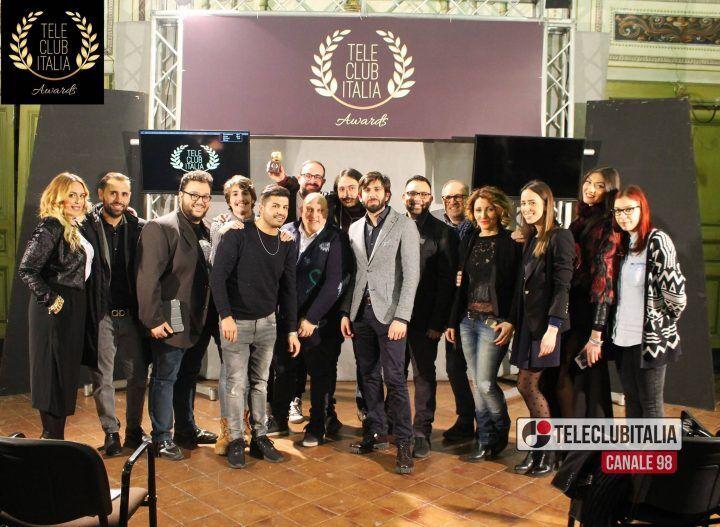 """Teleclubitalia awards, domenica la consegna della """"Mela d'oro"""""""
