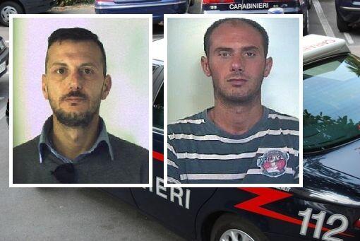 Rapina ad un automobilista, arrestati due giuglianesi