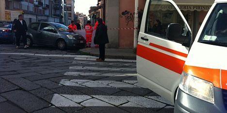 Lusciano, si accascia al suolo fuori al centro scommesse. 71enne muore sul colpo