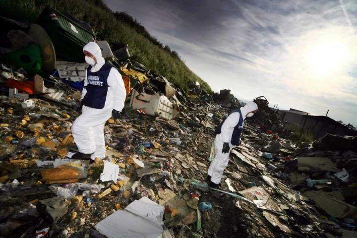 Disastro ambientale in Campania, sequestro da 200 milioni di euro ai fratelli Pellini