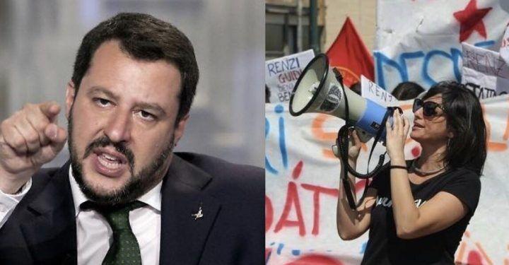 """Minacce per Salvini a Napoli, lui: """"preferite la camorra?"""""""